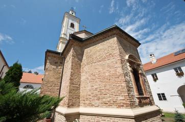 Velika Remeta Monastery Fruska Gora, Serbia
