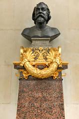 Monument to Theophil Hansen