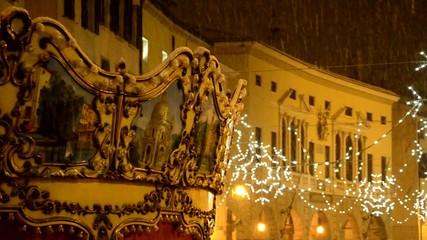 Via Mercatovecchio Udine Friuli Venezia Giulia İtalya