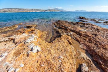 Ägäisches Meer in Griechenland