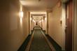 hotel hallway - 75277794