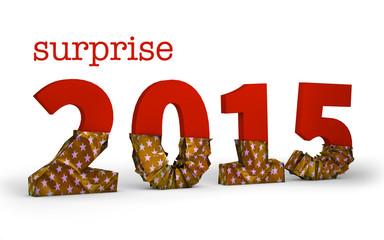 2015 Überraschung