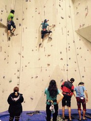 duvar tırmanma eğitimleri