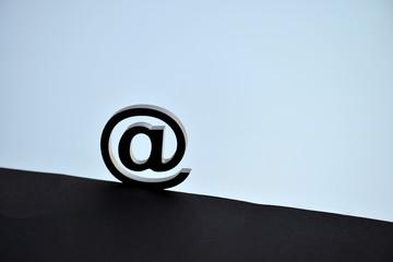 E-Mail, Internet, online, At-Zeichen, post, datenschutz