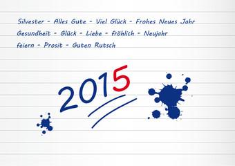 Silvester - 2015