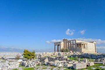 Concordiatempel Akropolis in Athen