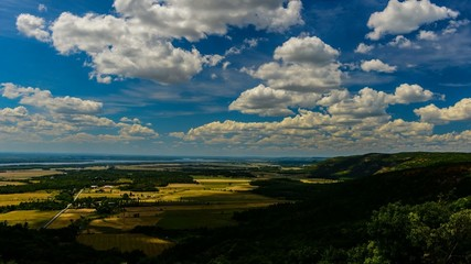 Clouds Over the Ottawa Valley