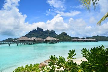 Overwater Bungalow Bora Bora