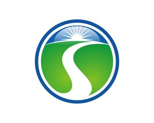 Path v.2 Logo Template