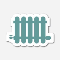 Logo radiateur.
