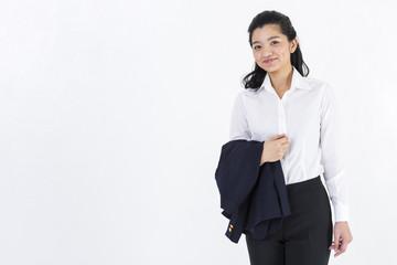 働く女性 OL営業