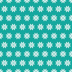 Seamless pattern - flowers