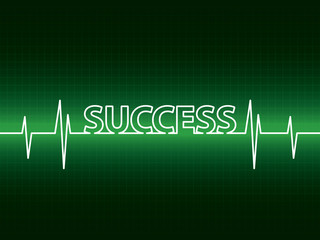 Heartbeat with success