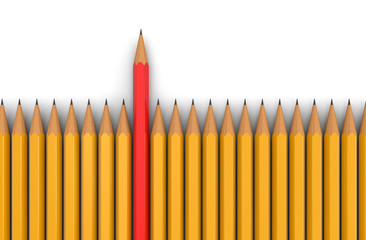 Pencils (clipping path included)s