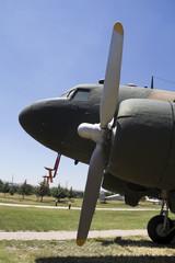 Vintage DC3 Dakota built by Donald Douglas