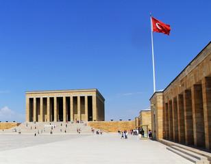 Ankara, Turkey - Mausoleum of Ataturk