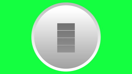 Battery and mail icons