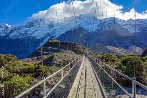 Fotobehang Nieuw Zeeland New Zealand 89