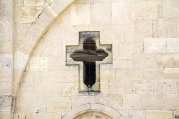 Saint Paul church (Tarsus Turkey), cross