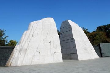 Memorial to Dr. Martin Luther King
