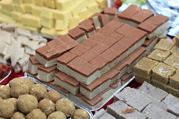 Various indian sweets