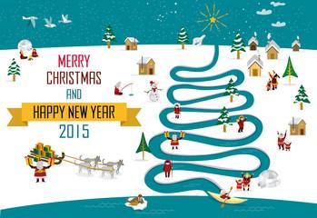 Skimos New year Christmas 2015_english
