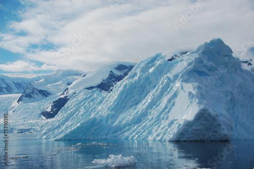 Plexiglas Antarctica 南極