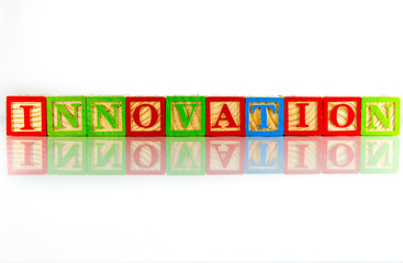 The innovation word