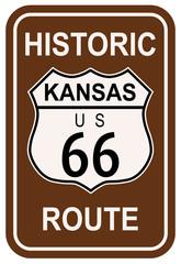 Kansas Historic Route 66