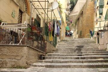 Napoli - Salita del Petraio
