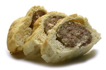 Musetto cotto nel pane Cucina friulana Expo Milano 2015