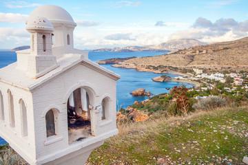 Gebetshäuschen in Griechenland