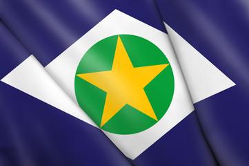 Flag of Brazil (Mato Grosso)