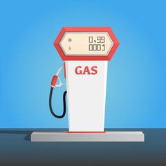 90's Gas Pump