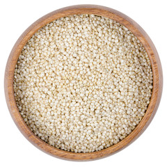 Quinoa Seeds in a Bowl