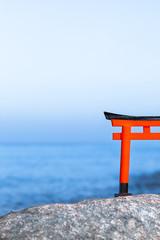 Ocean Torii Gate