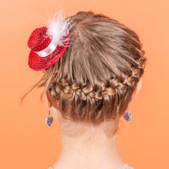 Girls braids