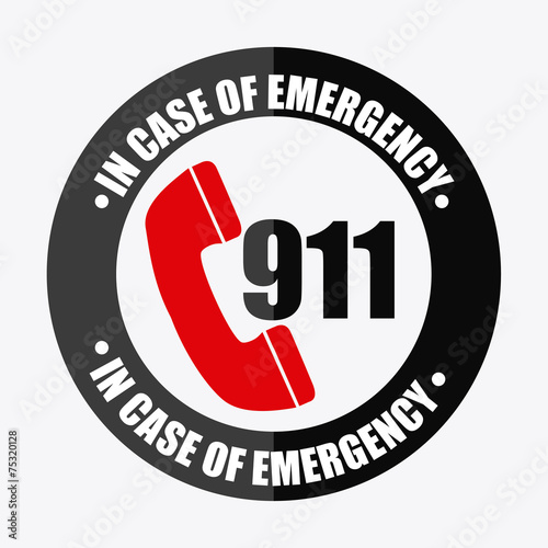 emergency icon - 75320128