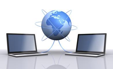 インターネット(ヨーロッパ,アフリカ)