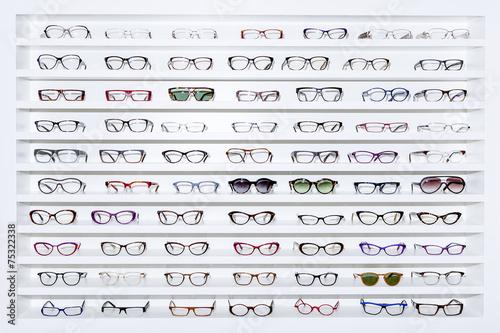 exhibitor of glasses - 75322338