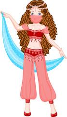 Princess Scheherazade