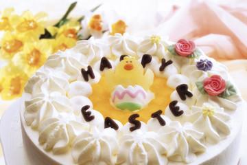 Ostern-Sahne-Torte