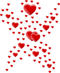 czerwone serca 2014