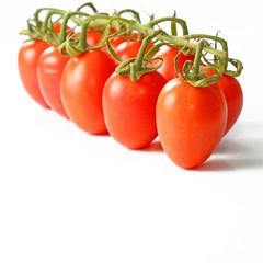 Belles petites tomates