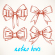 four beautiful bows - 75329398