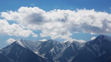 Mountains of the Altai Republic, TimeLapse