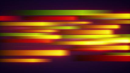 orange stripes data transfer loopable background