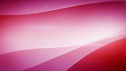 smooth pink waving loopable background