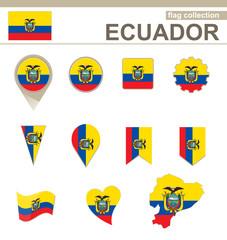 Ecuador Flag Collection