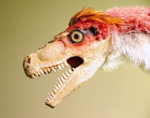 Jurassic dinosaur.